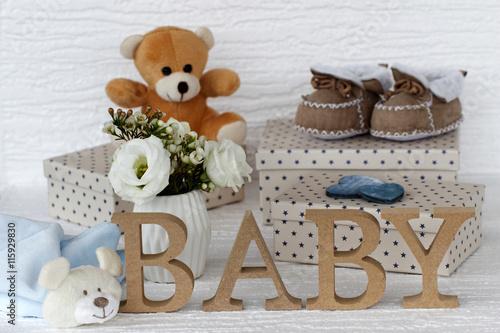 Geschenk fur das baby