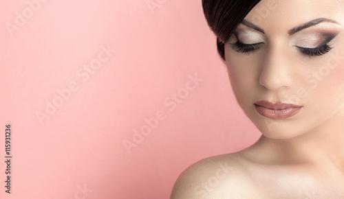 Fotografie, Obraz  Sweet shades of pink