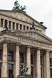 beautiful Konzerthaus Berlin at famous touristic square Gendarmenmarkt in Berlin