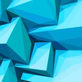 Die blauen Abstraktionen