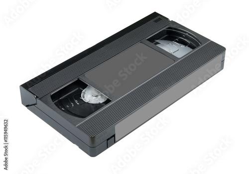 Valokuva  VHS tape side on