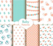 Baby Patterns Set