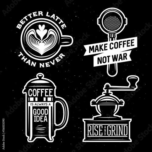 kawowa-powiazana-rocznika-wektorowa-ilustracja-z-wycena