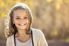 Beautiful Portrait Of Smiling ...