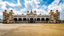 Mysore Palace In Mysore, India