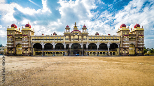Mysore Palace in Mysore, India Wallpaper Mural