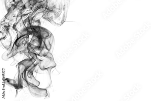 Fototapety, obrazy: Abstract Background smoke