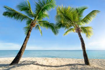 Fototapeta na wymiar Sommer, Sonne, Strand und Meer