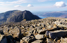 Views Of Sca Fell & Wast Water...