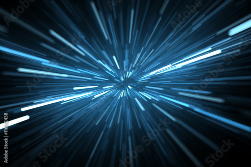 Photo Abstract science or technology background