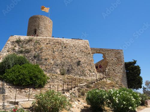 Fotografía  De turismo por Blanes, Costa Brava , Girona OLYMPUS DIGITAL CAMERA