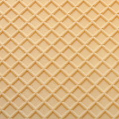 Yellow wafer background