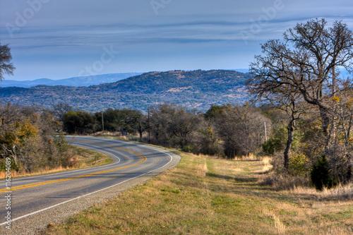 Texas Blue Hills