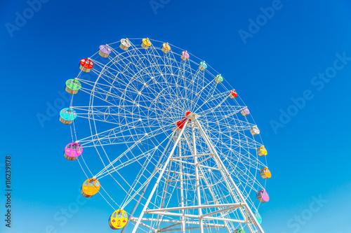 Papiers peints Attraction parc Pescara: Ferris Wheel