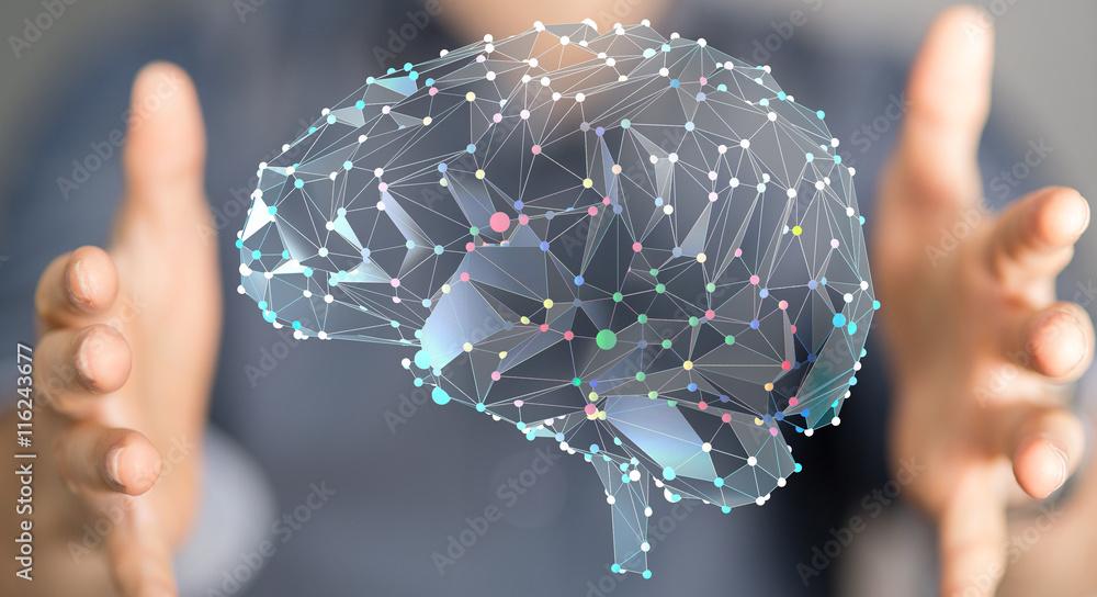 Fototapety, obrazy: brain