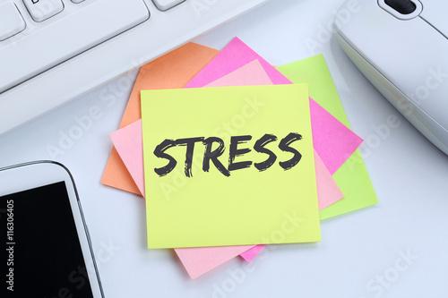 Fotografía  El estrés im Trabajo de la quemadura Entspannung negocios Konzept Erschöpfung