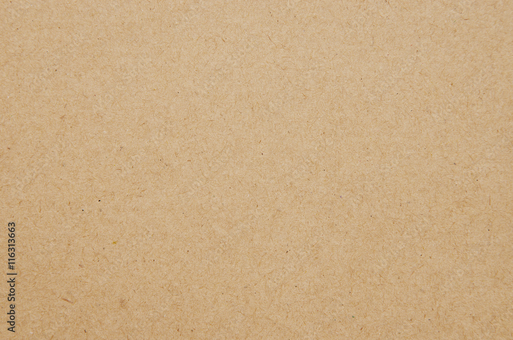 Fototapety, obrazy: Old Paper texture background, brown paper sheet.