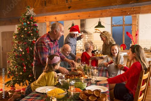 Fotografía  Christmas Dinner