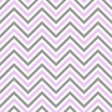 Chevron White Gray Pink Seamless Pattern Vector