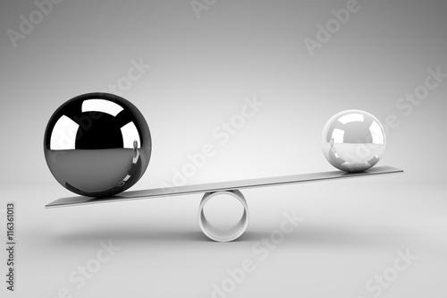 Fényképezés  Balance concept