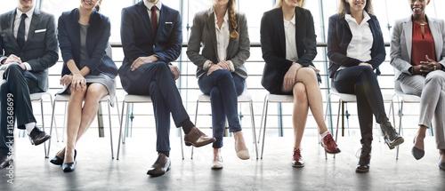 Fotografía  Management Career Achievement Opportunity Concept