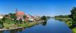 Eisenhuettenstadt - Eisenhuettenstadt in Brandenburg, Germany