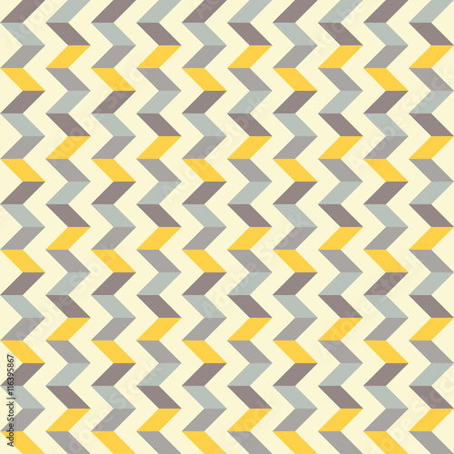 Tapeta ścienna na wymiar Abstrakcyjny wzór geometryczny