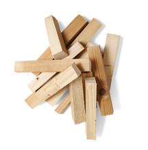 A Pile Of Wood Fire Kindling I...