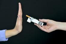 I Say NO To Smoking