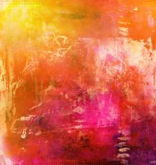 Obraz pink purple grunge