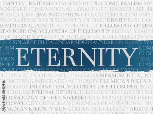 eternity Fototapet