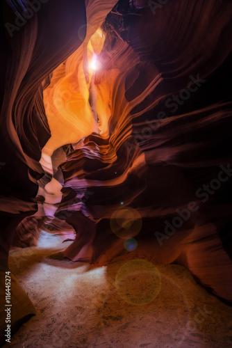 Fotografie, Obraz  Antelope Slot Canyon