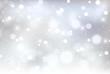 雪 クリスマス 光 背景