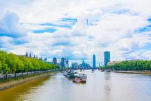 Luoghi Da Visitare A Londra: Vista Del Tamigi