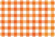 Orange Checked Texture.
