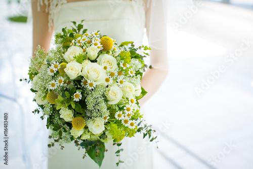 Fotografie, Obraz  結婚式のブーケ