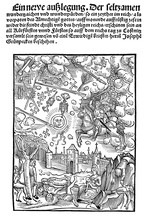 Front Cover Illustration Of A Religious Book From 1507