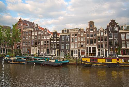 Ingelijste posters Amsterdam Amsterdam