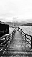 Samotne jezioro