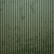Texture Of Old Rusty Corrugated Metal. Industrial Background. St