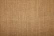 canvas print picture - Brown burlap jute canvas texture background