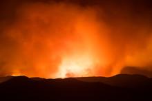 Light Of Sand Fire Flames