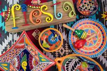 Mexican Fiesta Table Decoratio...