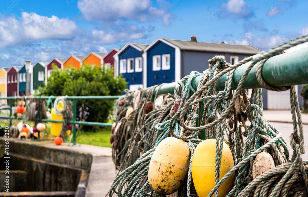 Photo  Wahrzeichen von Helgoland