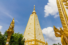 Phrathat Nong Bua Temple In Ub...