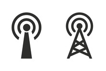 Communication Tower - Vector I...
