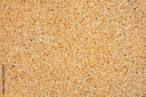 Concrete antiskid floor with sand Canvas Print