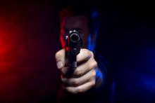 Cop Shooting A Criminal Or Ter...