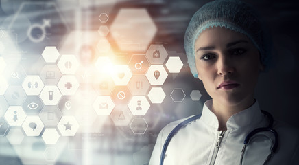 Innovative technologies in medicine . Mixed media