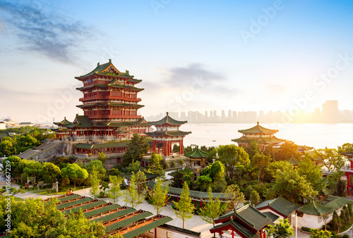 Photo  Chinese Classical Architecture